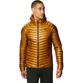Mountain Hardwear Ghost Whisperer/2 Sweat À Capuche Homme, golden brown